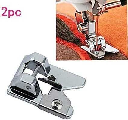Prensatelas para máquina de coser con flecos 9906 para máquina de ...