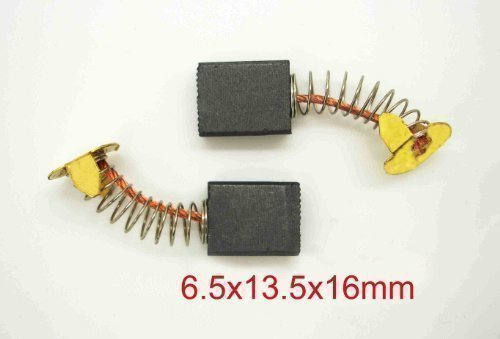 Karbon Pinsel Fox kappsäge F36-252 und andere 6.5x13.5x16mm Macht säge (1 PAAR) BQ1