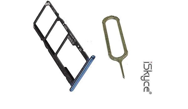 Amazon.com: OEM Double Nano Sim Tray Drawer + Micro SD for ...