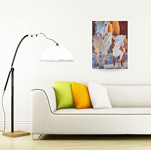 Wall Art Print entitled Mother's Love by Becky Hicks | 35 x 48 by Imagekind (Image #1)