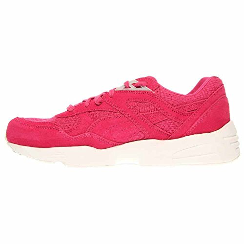 Sneakers Uomo Puma Dimensioni 10,5 M 35746502 R698 Mesh Evolution Pelle Viola