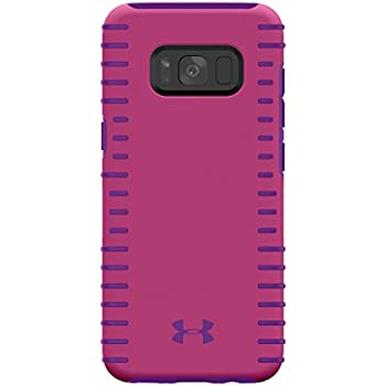 finest selection 03573 f9da1 Amazon.com: Under Armour UA Protect Grip Case for Samsung Galaxy S8 ...