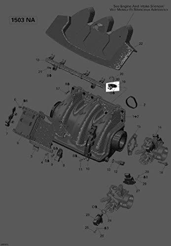 New Oem Sea-Doo Gti Gtr Gtx Rs Rxp Rxt X 155 215 420874846 Fuel Injector 3 Pack