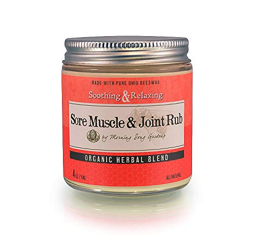 (Sore Muscle & Joint Rub 2oz)