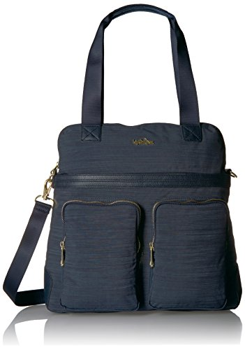 Kipling Camryn True Dazz Navy Laptop Bag, Truedznavy by Kipling
