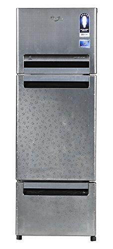 Whirlpool Fp 263D Royal Multi-door Refrigerator (240 Ltrs, Steel Knight)