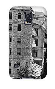 New Photography Black And White Tpu Case Cover, Anti-scratch IFEFQKc112KoKpW Phone Case For Galaxy S5