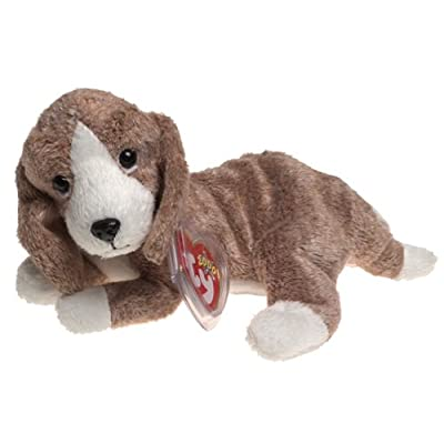 TY Beanie Baby - SNIFFER the Dog [Toy]: Toys & Games