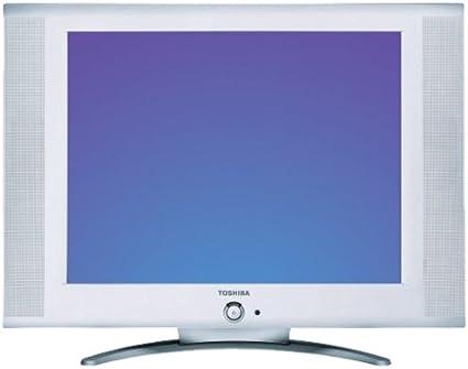 Toshiba 20 VL 33 G2 50,8 cm (20 Pulgadas) 4: 3 LCD de televisor ...