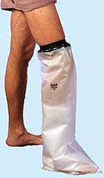 Limbo Waterproof Cast And Dressing Protector - Half Leg - M80