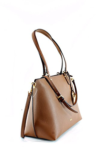 Ralph Lauren Shopping Donna 431605015-CLAIRE Shopp Cuoio