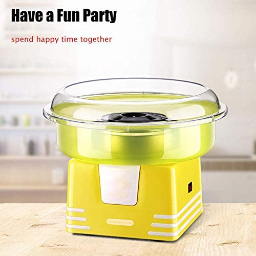Automatische huishoudelijke doe-het-suikerspinmachine, suikerspinmachine voor kinderen, draagbare snoepmachine voor buiten, creatief cadeau voor festivalfeest, verjaardag