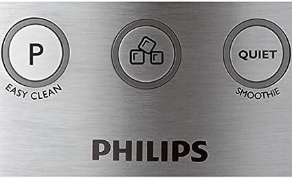 Philips HR2195/08 Avance Collection - Batidora 900W, jarra de ...