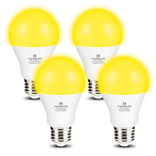 colored ceiling fan bulbs - 6