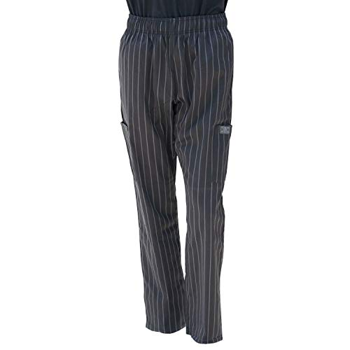 Chef Code Chef Pants, Charcoal/Black, 3X-Large
