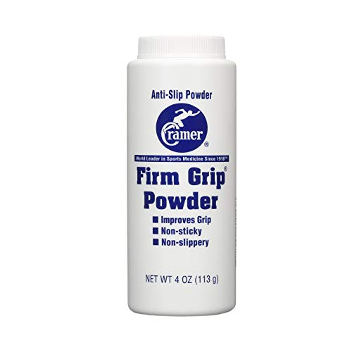 Cramer Firm Grip, Anti-Slip Grip Enhancer for Sweaty Hands & Activities Like Football, Tennis, Golf, Pole Fitness & Gymnastics, Spray or Powder for Weightlifting, Powerlifting, Mechanic Work