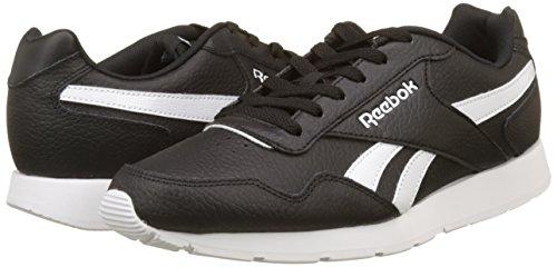 Glide Noir black Royal black 40 Eu white Baskets Homme Reebok ZRx5T61qn