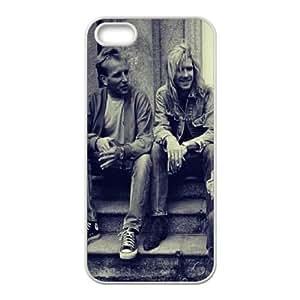 Def Lepard iPhone 5 5s Cell Phone Case White Irxpj