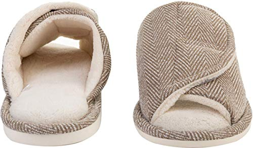 JOINFREE Femme Marron Chaussons 388 pour JF rxAYgZqr