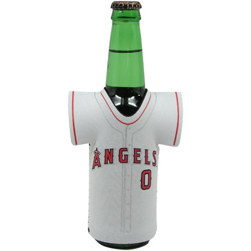 Kolder MLB Anaheim Angels Bottle Jersey, One Size, Multicolor