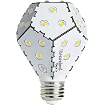 Bloom Dimmable LED Light Bulb, Arctic white