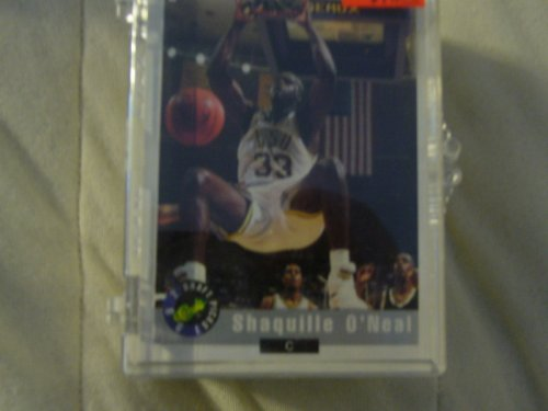 (6) Shaq O'Neal 1992 Basketball Rookie Classics Draft Picks 1-100