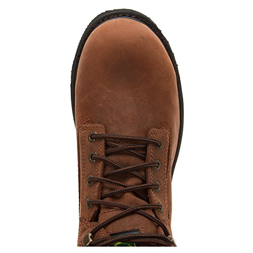Waterproof Composite Brown John Deere Dark Boot Toe 6 Mens xwqOF6H