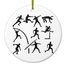 Decathlon Ornament Circle Designed by Gloria Yerkes