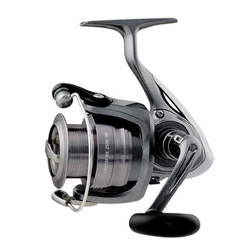 Cp Spinning Reel (Daiwa Crossfire CROSSFIRE3000-CP FD Spinning Reel)
