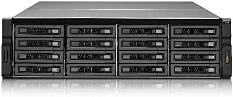 QNAP REXP-1620U-RP Unidad de Disco Multiple Bastidor (3U) Negro ...
