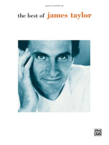 The Best of James Taylor: Piano/Vocal/Chords (James Taylor Guitar Chords)