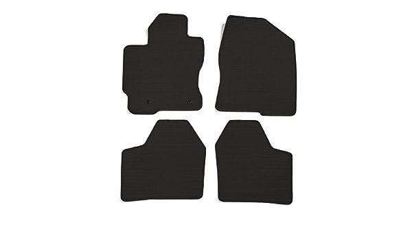 Covercraft Black Premier Berber Custom Fit Floormat-2 pc Set 2761071-25