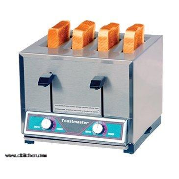 Toastmaster TP430-208C Toastmaster Pop-Up 4-slice Bread Toaster