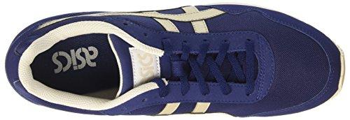 Curreo Indigo Café bleu top Hommes Baskets Bleu Lait Des Au 4905 Bas Asics 8wUxd0z8q