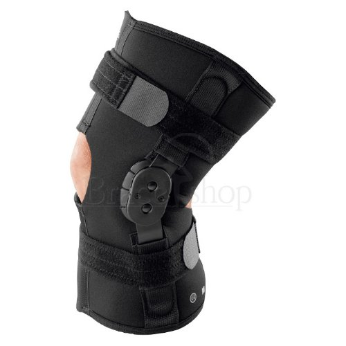 Breg ShortRunner Knee Brace (Large - Neoprene - Sleeve - Open Back) by Breg (Image #7)