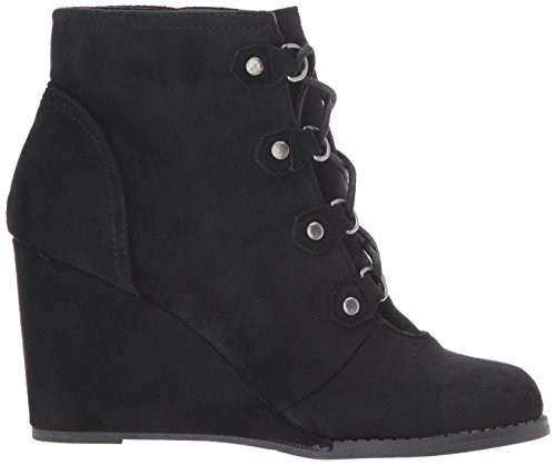 Bootie girl Fabric Women's Gaylee Ankle Black madden 7SwIHdqxq