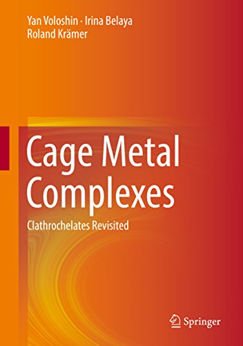 Cage Metal Complexes: Clathrochelates Revisited