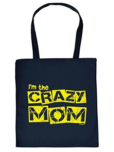Großartige Baumwolltasche für CRAZY MOM´s - von Goodman-Design!