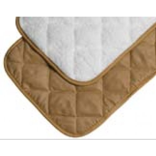 MidWest Deluxe Quilted Reversible Mat 17 X 12, My Pet Supplies