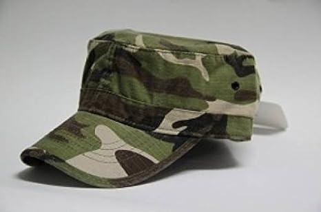 Fratelliditalia Cappello cappellino mimetico militare berretto uomo vasco  rossi 96be63dbf01f