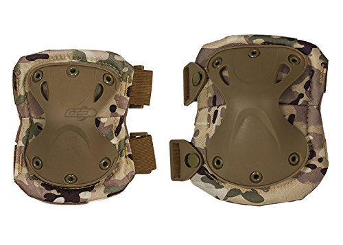 Emerson Tactical Quick Release Elbow & Knee Pad Set (Modern Camo) by Emerson