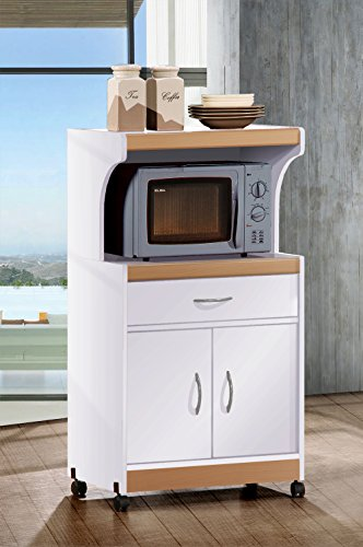 microwave and oven cart - 3