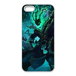iPhone 4 4s Cell Phone Case White League of Legends Thresh 0 PD5359564