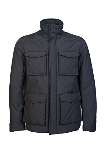 Armani Jeans Men's Caban Coat Black US 42 for sale  Delivered anywhere in USA