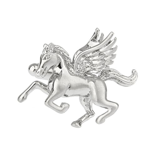 pentium-jumping-horse-with-wings-silver-cufflinks