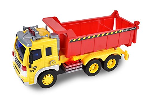 Maxx Action Construction Dump Truck