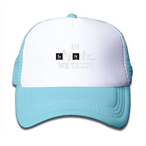 Alin-Z Science Doesn't Care Mesh Hats Trucker Hats Adjustable Baseball Cap for Boys Girls (Stone Sharpening Pro Stone)