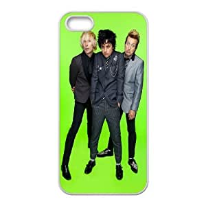 [MEIYING DIY CASE] For Iphone 5c -Green Day Music Band-IKAI0448066