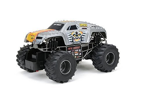 Amazon Com Rc Cars Monster Trucks New Bright Remote Control