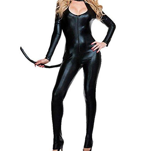 [Lasexy Women Pole Dancing Performance Uniform Seductive Halloween Costume] (Dance Costumes Uniform)